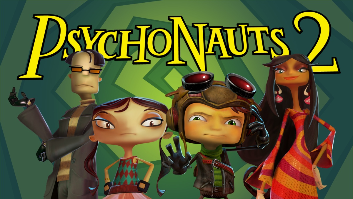 Psychonauts is Back!